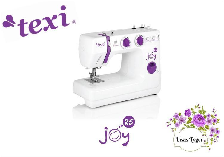 TEXI Joy 25 - Svensk manual, TRYCKT