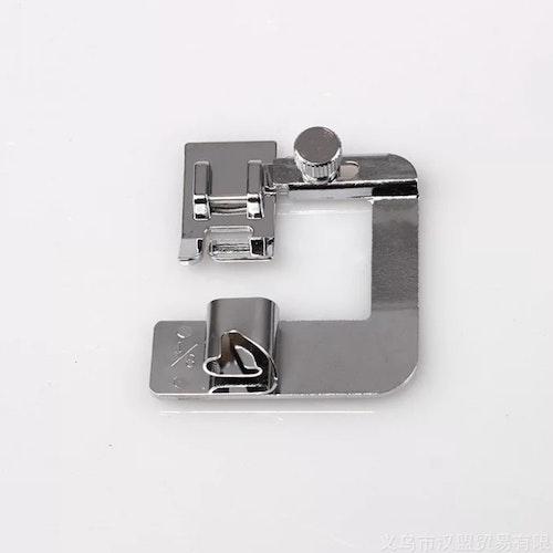 Pressarfot - Bredare fållar 13 mm färdig bredd