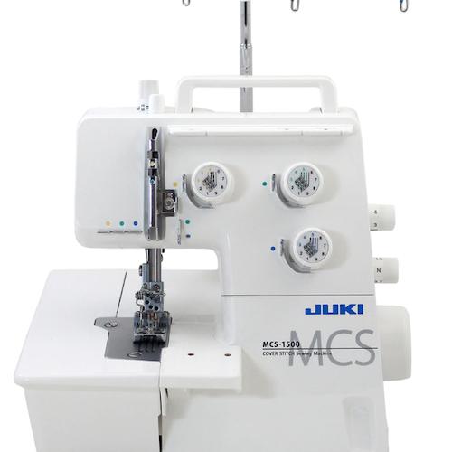 JUKI MCS-1500 - Coverstitch & Kedjesömar