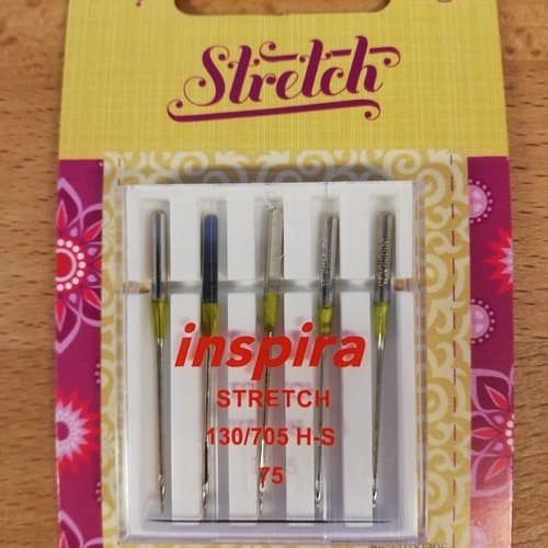 INSPIRA stretchnålar 75