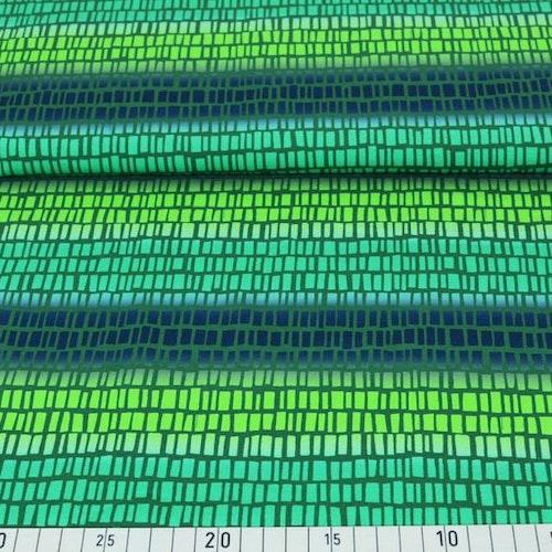 Bomullstrikå - Matilda Grön