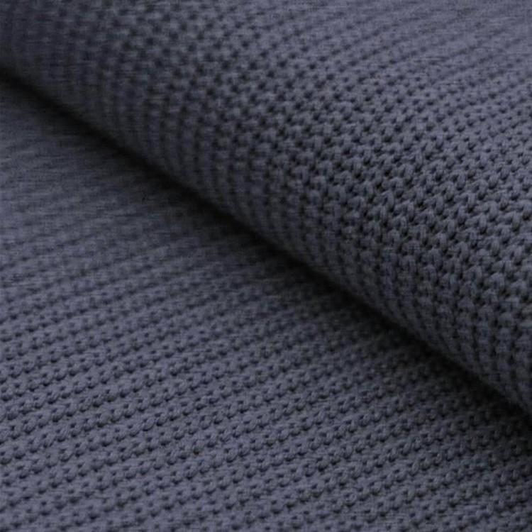 Big Knit - Jeansblå