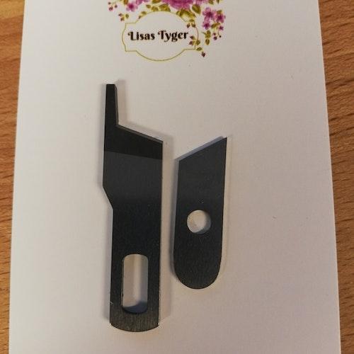 Knivset till Singer Overlock 14HD854 Overlocksknivar
