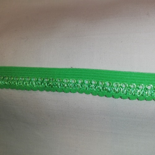 Trosresår 13mm Grön C spets