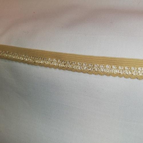 Trosresår 13mm Beige C spets