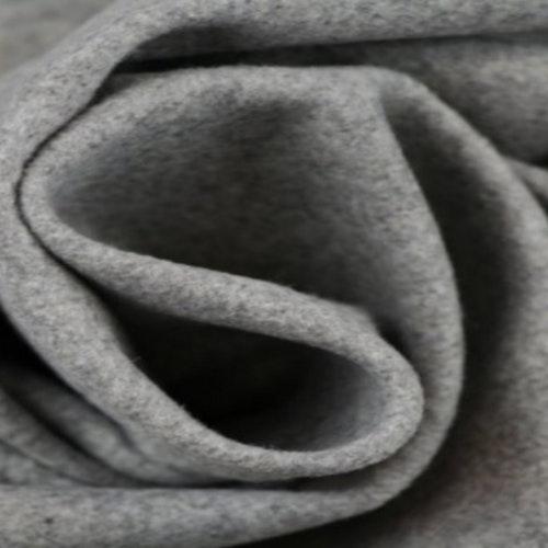 Blended Wool - Ljusgrå melerad