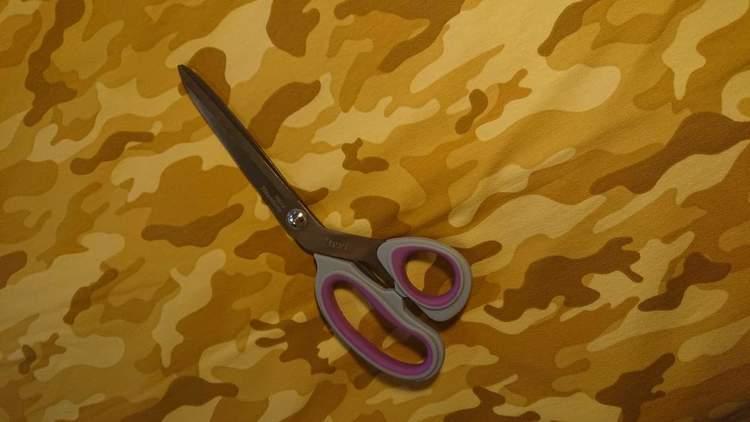 College öglad baksida - GUL Camouflage