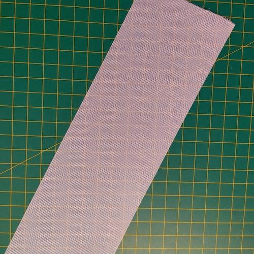 7 cm brett kanalband för gardin Gardinband