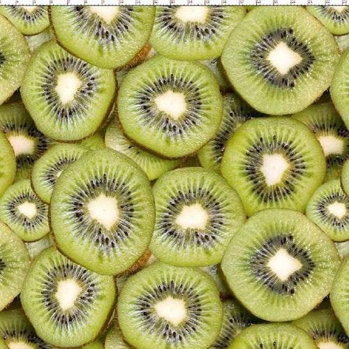 Bomullstrikå - Kiwi