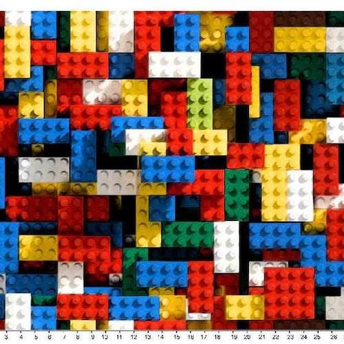 Bomullstrikå - Lego GOTS