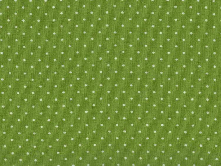 Mörk Lime trikå med prickar