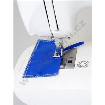 Veronica 404 jeansmaskin 1 års garanti Tjeckisk manual