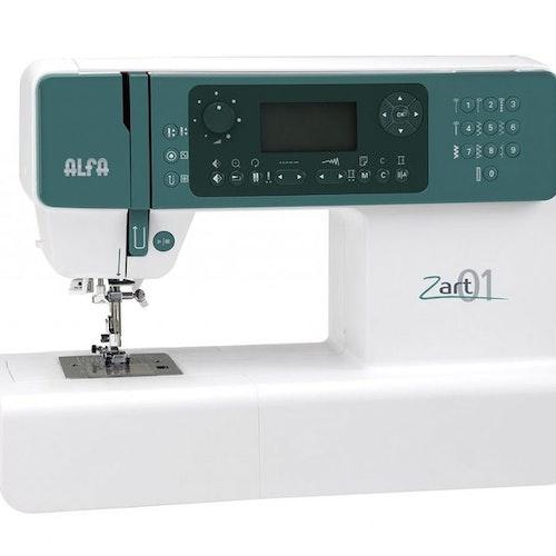 Alfa Hogar Zart 01 symaskin med 404 sömmar FÖRKÖP leverans ca 10 maj