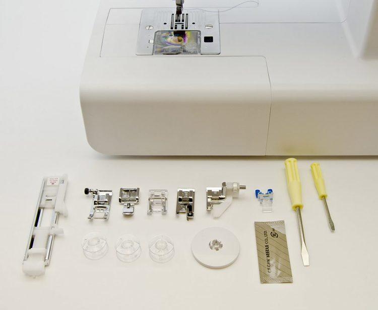 Alfa Hogar Zart 01 symaskin med 404 sömmar