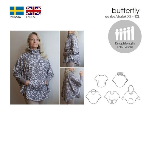 SewingHeart Design Butterfly