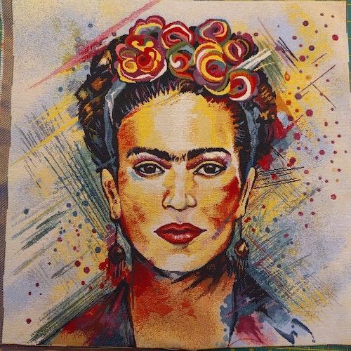 Gobeläng Frida Kahlo