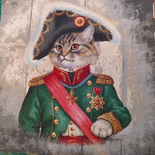 Gobeläng Napoleon katt