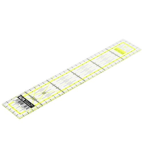 ALFA  Hogar 5x30 cm Quilt Linjal