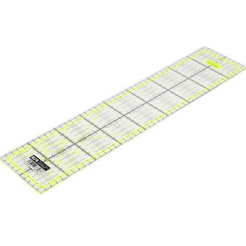 ALFA  10x45 cm Quilt Linjal