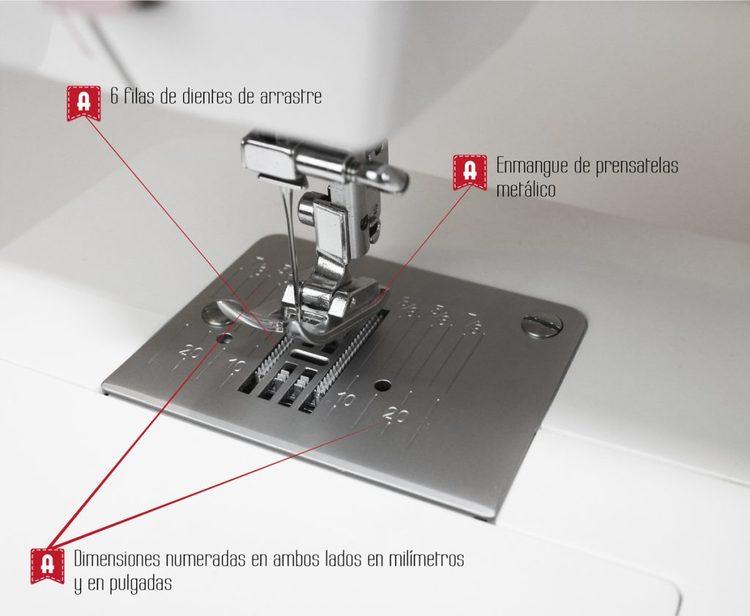 Alfa Hogar Practik 5 symaskin