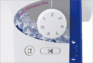 JUKI TL-2200QVP mini 1-nål raksöm symaskin