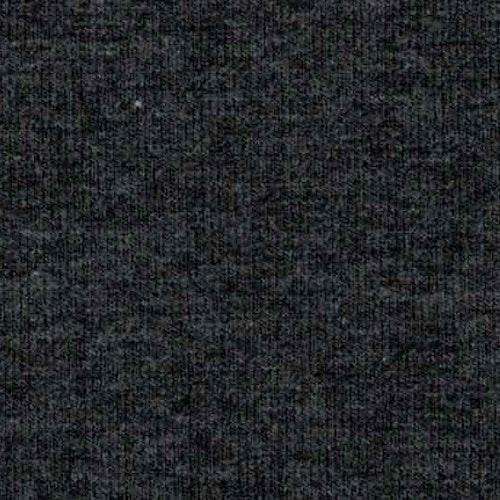 FILIPPA Bomullstrikå - Svante Mörk Antracitgrå melerad