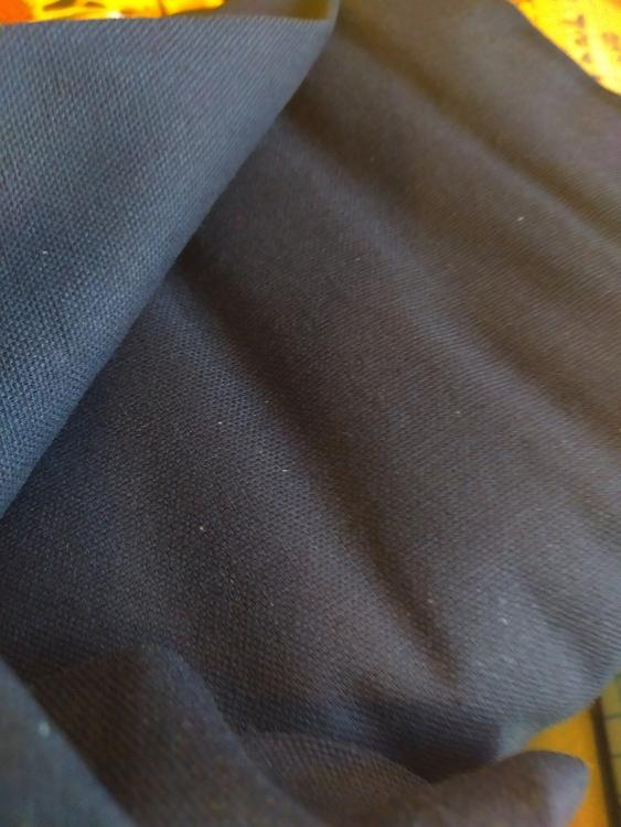 Canvas mörkblå M9050-08