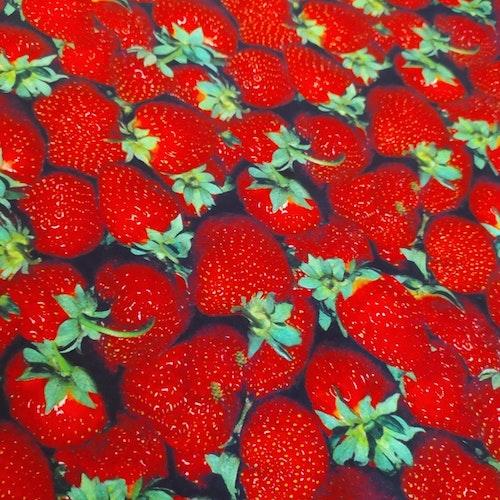 Bomullstrikå -Nya jordgubbar