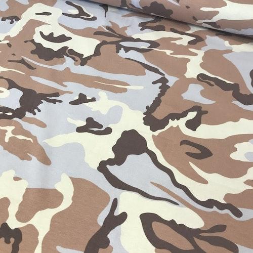 Mild sand/kamel Camouflage TRIKÅ