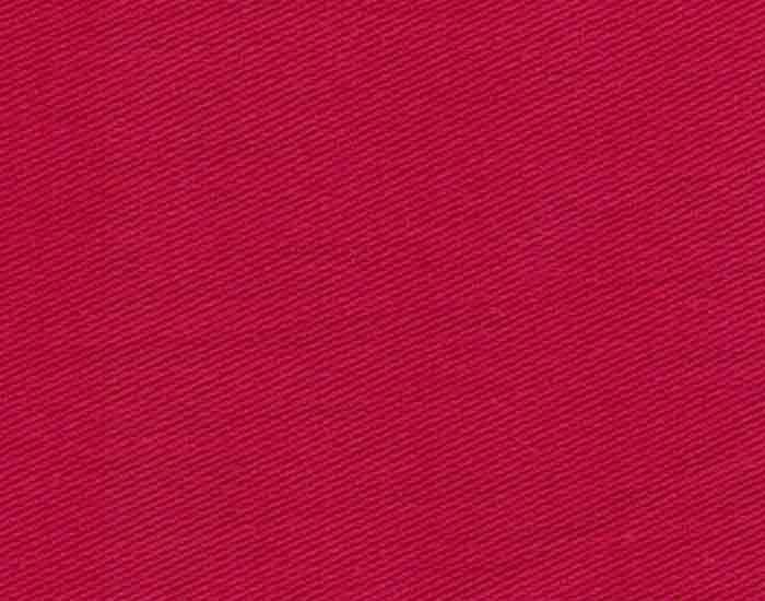 Stretch twill - Röd