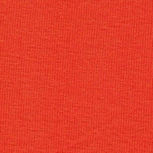 Viskosjersey orange
