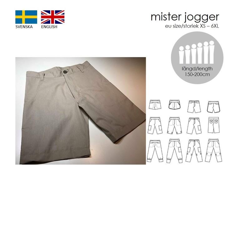 SewingHeart Design  Mister Jogger