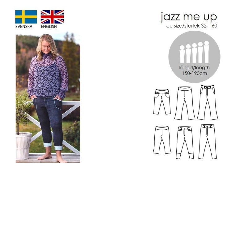 SewingHeart Design Jazz me up
