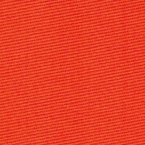Bomullstwill - Orange 12