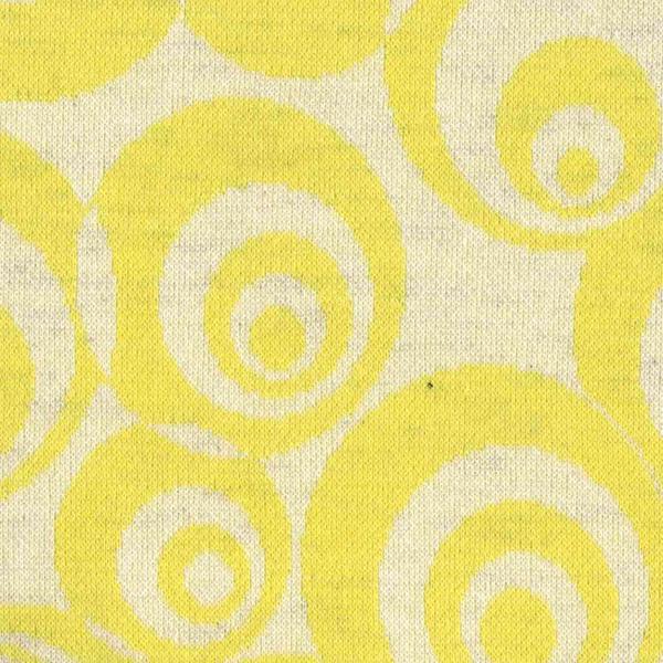 Courtelle - BOMULL SIGNE jaquard Citron
