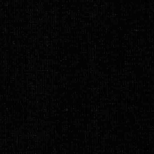 Enfärgad trikå GOTS svart 17