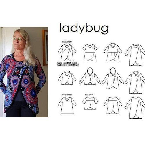 SewingHeart Design Ladybug