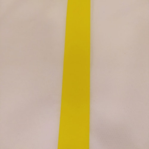 Reflexband 20 mm GUL NEON