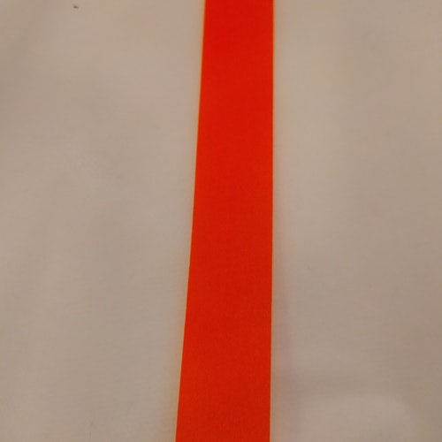 Reflexband 20 mm ORANGE NEON