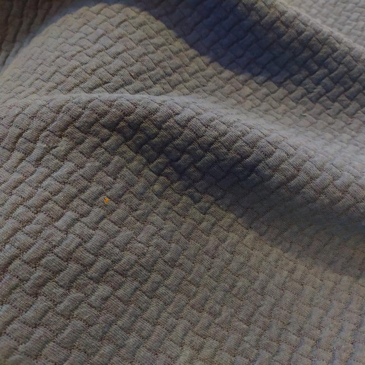 Jaquard - Bricks Jeansblå