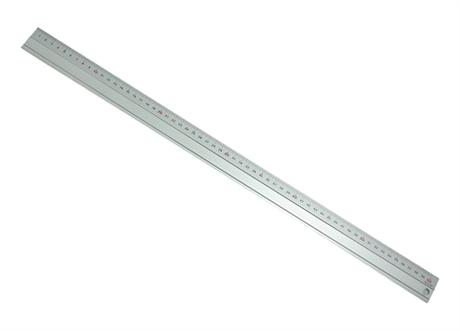 Aluminium Linjal 60 cm 35 mm bred