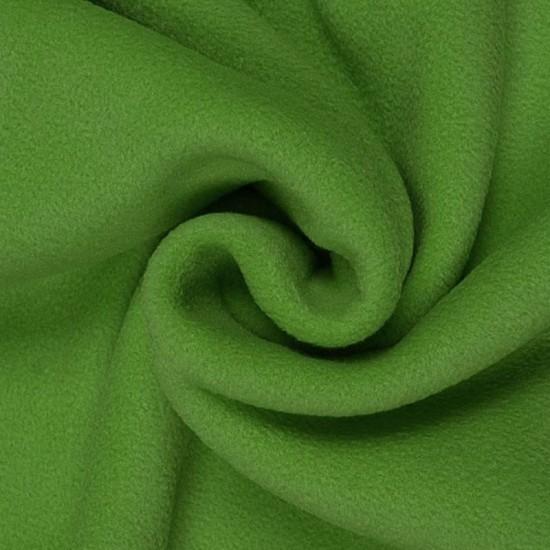 Fleece Polyester Gräsgrön