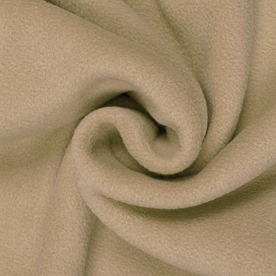 Fleece Polyester Kamel