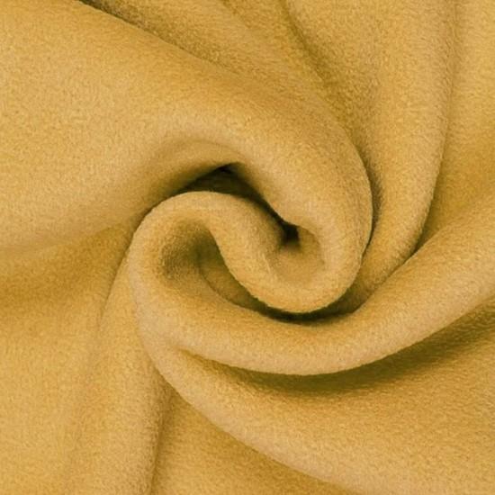 Fleece Polyester Senap