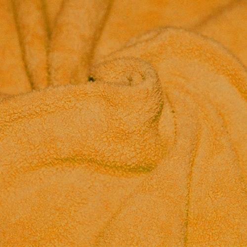 Fleece BOMULL SHERPA Senap