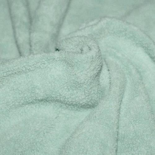 Fleece BOMULL SHERPA Seagreen