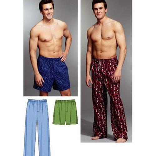 Kwik Sew 3793 - Pyjamasbyxor Herr