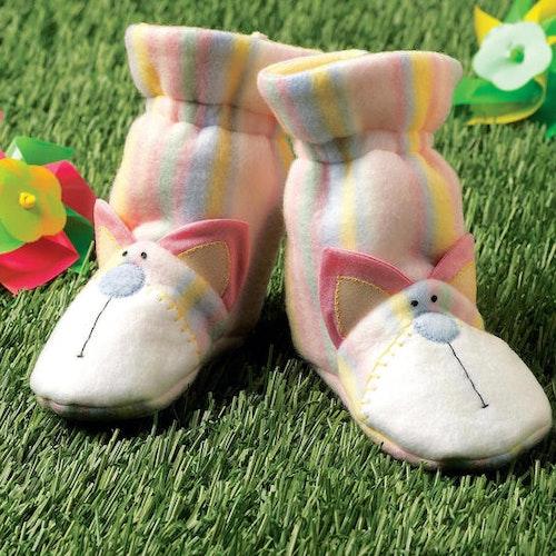 Kwik Sew 4090 - Tofflor Baby
