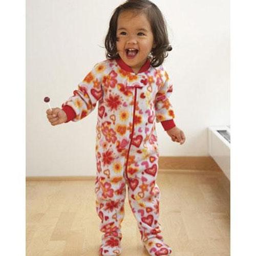 Symönster Kwik Sew 3527 - Pyjamas Jumpsuit baby