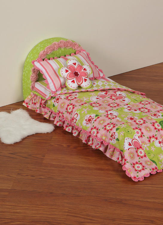 Kwik sew k105 Dockkläder sängkläder  Ellie Mae